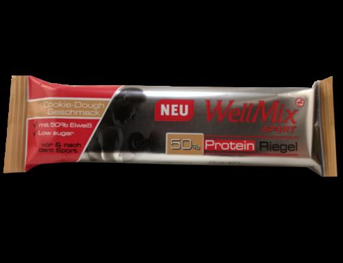 WellMix Sport 50% Protein Riegel | Rossmann Eiweißriegel