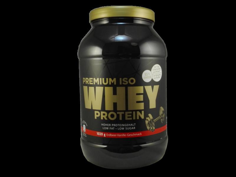 Aldi Whey Protein (Isolat)