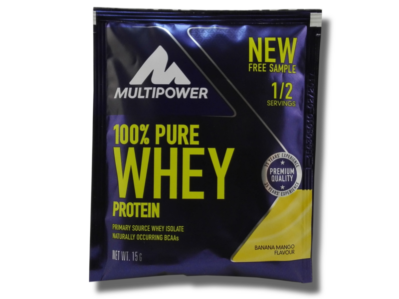 Multipower - 100% Pure Whey Protein