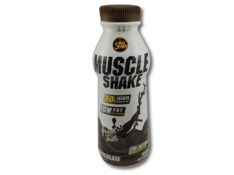 Allstars - Muscle Shake